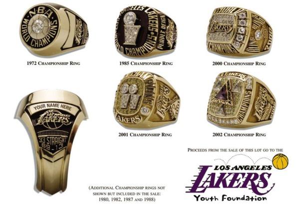Lakers Bling