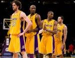 Hawks Lakers Basketball